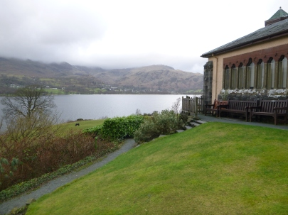 Ruskin's Brantwood and Coniston