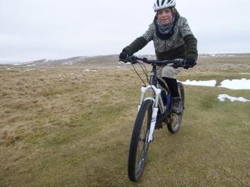 Grassy riding