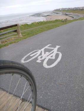 Cycling welcome