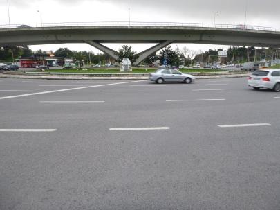 Lisbon intersection