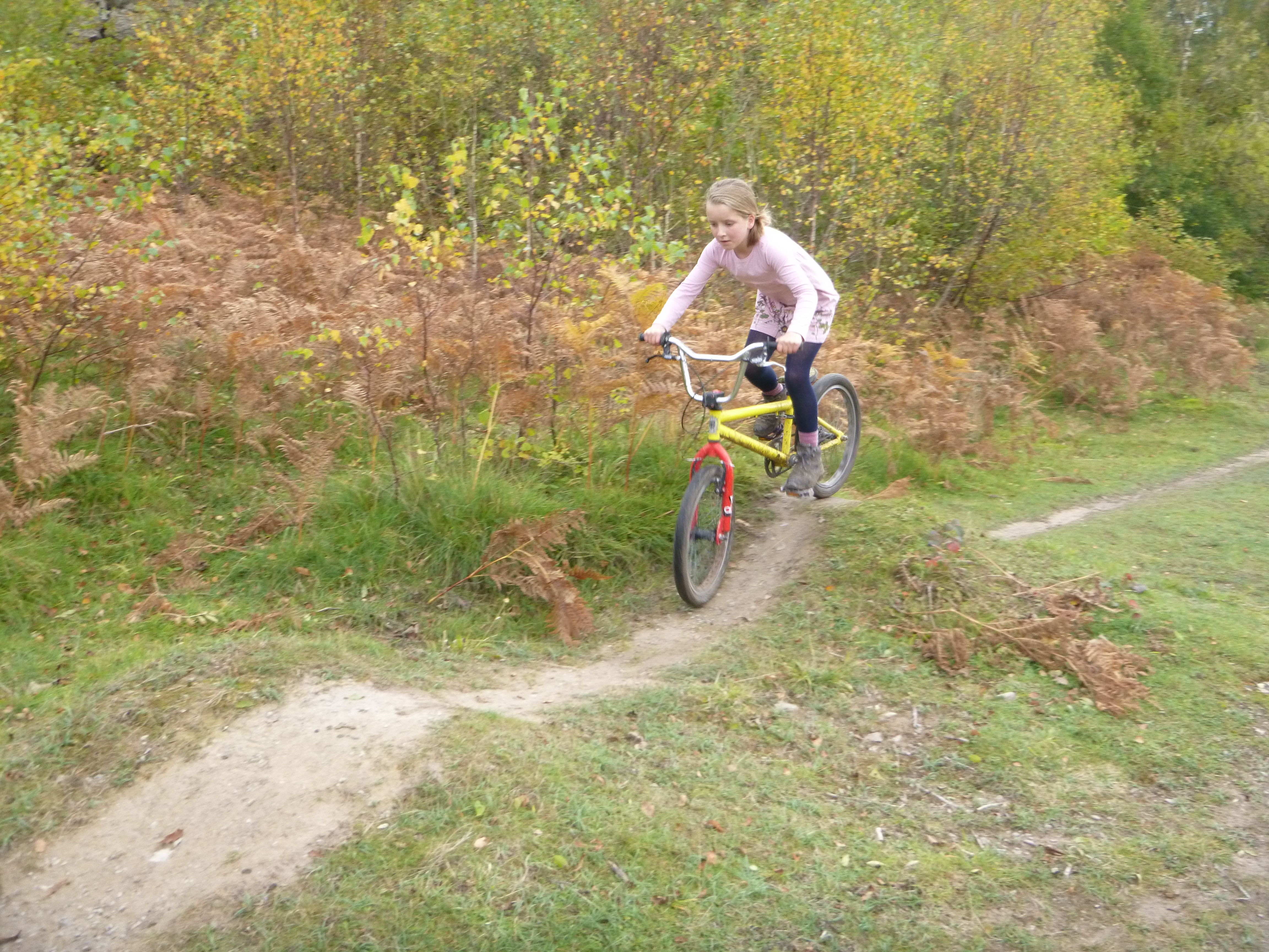 Balanced fitness and cycling signal mountain - Flo Bmxing In Silverdale