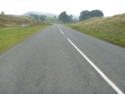 A683, south of Kirkby Stephen