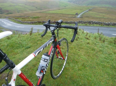 Heading into Swaledale