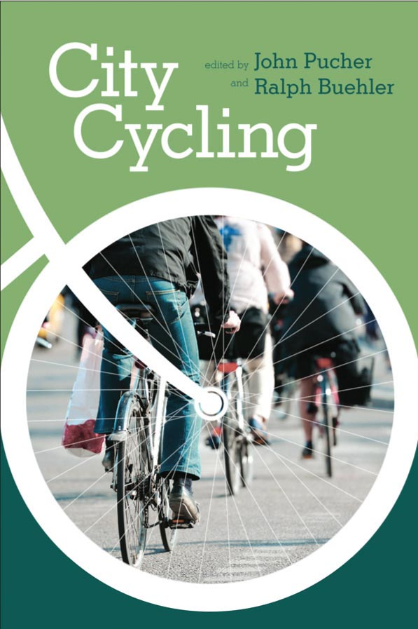 City Cycling book cover cbc5d43a2