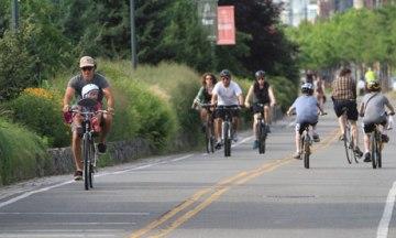 Cycling city